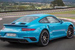 Porsche 911 s turbo 2018
