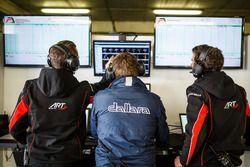 ART Grand Prix en engineers van Dallara
