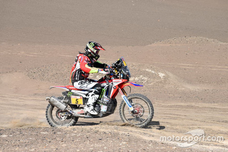 Joan Barreda, Honda #6