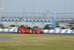 #82 Risi Competizione Ferrari 488 GT3: Ricardo Perez de Lara, Martin Fuentes, Santiago Creel
