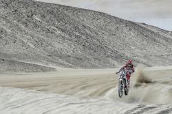 #40 GasGas Rally Team: Johnny Aubert