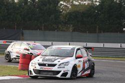 Aurélien Comte, Peugeot 308 Racing Cup, DG Sport Compétition