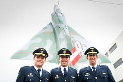 Peruvian air force atmosphere