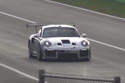 Mysterieuze Porsche 911 op Monza