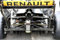 Renault Sport F1 Team RS17 rear detail