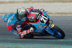 Alonso López nuevo piloto Moto3 Estrella Galicia 2018