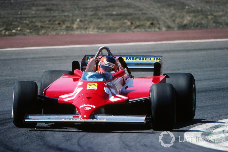 6. GP da Espanha, 1981
