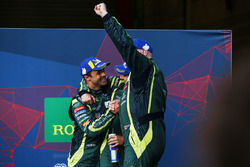 LMGTE Am podium: winners #98 Aston Martin Racing Aston Martin Vantage: Paul Dalla Lana, Pedro Lamy, Mathias Lauda