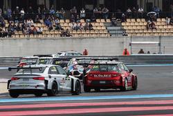Enrico Bettera, Pit Lane Competizioni Audi RS3 LMS TCR, Andrea Larini, Pit Lane Competizioni Cupra TCR