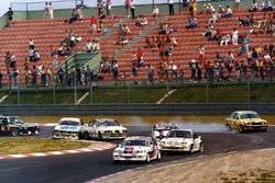 Start with the winner #64 Auto Budde Team BMW 325i: Markus Oestreich, Otto Rensing, Winfried Vogt
