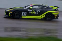 #22 Invictus Games Racing Jaguar F-TYPE SVR GT4: Ben Norfolk, Jason Wolfe