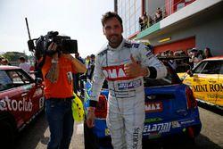 Il vincitore Gustavo Sandrucci, Cascioli by Melatini Racing