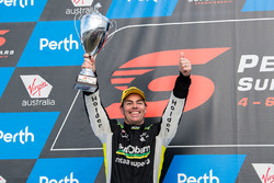 Podium: third place Craig Lowndes, Triple Eight Race Engineering Holden
