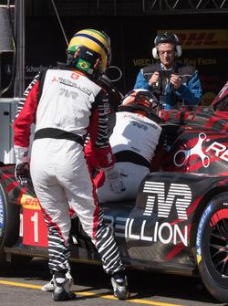 #1 Rebellion Racing Rebellion R-13: Neel Jani, Bruno Senna