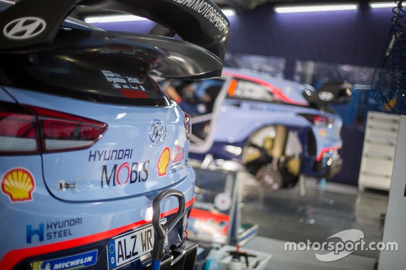 Автомобили Hyundai i20 Coupe WRC