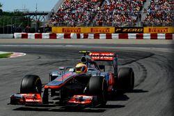 Льюис Хэмилтон, McLaren MP4/27