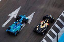 Андре Лоттерер, Techeetah, и Антониу Феликс да Кошта, Andretti Formula E Team
