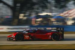 Оливер Джарвис, Тристан Нуньес, Рене Раст, Mazda Team Joest, Mazda DPi (№77)
