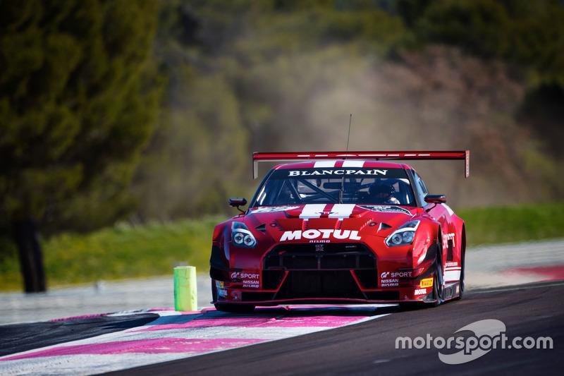 Lucas Ordónez, Nissan GT-R NISMO GT3