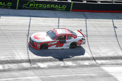 Ryan Preece, Joe Gibbs Racing, Toyota Camry Rheem victory lap