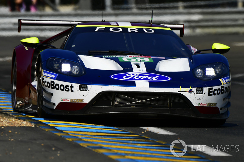37. Райан Бриско, Ричард Уэстбрук, Скотт Диксон, Ford Chip Ganassi Team USA, Ford GT (№69)