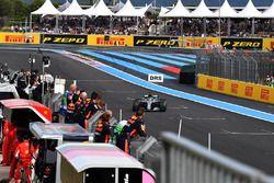 Победитель Льюис Хэмилтон, Mercedes AMG F1 W09