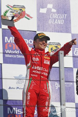 Race winner Enzo Fittipaldi, Prema Theodore Racing