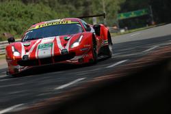 Тони Виландер, Антонио Джовинацци, Пипо Дерани, AF Corse, Ferrari 488 GTE Evo (№52)