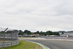 Porsche-Kurven in Le Mans