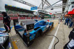 Чарли Робертсон, Майкл Симпсон, Лео Руссель, CEFC TRSM Racing, Ginetta G60-LT-P1 (№5)