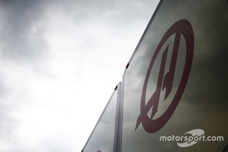 Logo de Haas F1