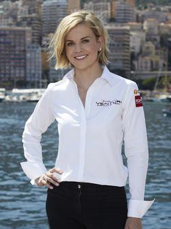 Susie Wolff Directora del equipo Venturi Formula E Team