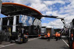 Construcción de autocaravanas McLaren