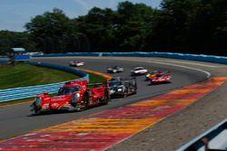 ORECA 07 №99 команды JDC/Miller Motorsports: Стивен Симпсон, Крис Миллер, Михаил Гойхберг