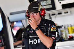 Jon Leonard, Kasey Kahne, Leavine Family Racing, Chevrolet Camaro Thorne Wellness