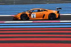 Lamborghini Huracan, #8, SVC Sport Managenet: Mezard-Hiesse
