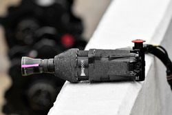 Cole Custer, Stewart-Haas Racing, Ford Mustang Code 3 Associates speed gun