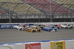 Kaz Grala, Fury Race Cars LLC, Ford Mustang NETTTS, Daniel Hemric, Richard Childress Racing, Chevrol