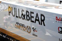 Le camion Aspar Racing Team