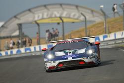 Джой Хенд, Дирк Мюллер, Ford Chip Ganassi Team UK, Ford GT (№68)
