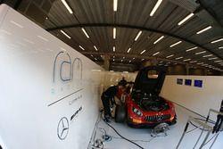 #30 Ram Racing Mercedes AMG-GT3: Remon Vos, Tom Onslow-Cole