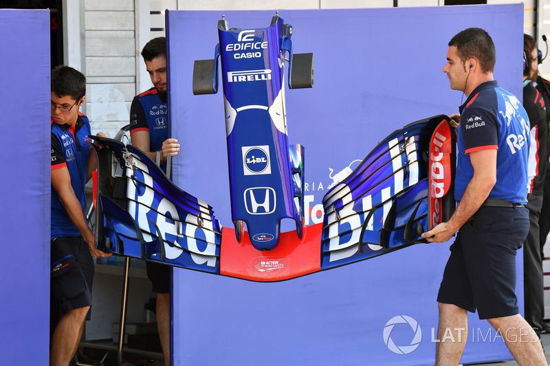 Scuderia Toro Rosso ön kanadı