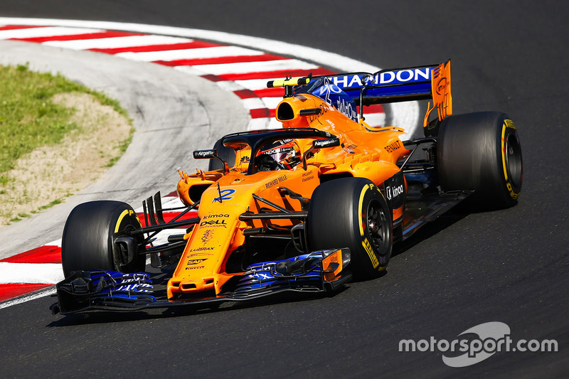2018 : McLaren MCL33 - Renault