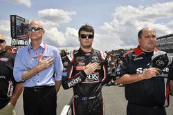 Erik Jones, Kyle Busch Motorsports, Toyota Tundra Safelite AutoGlass and Rudy Fugle