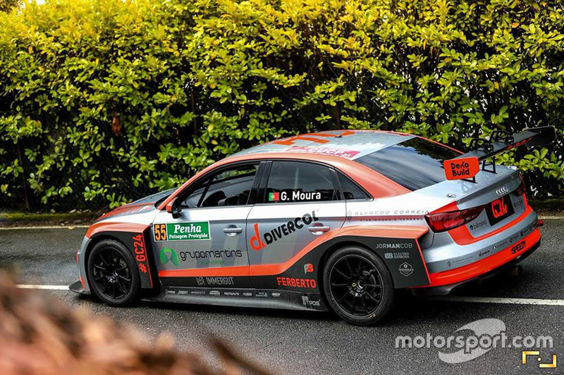 Gustavo Moura, Speedy Motorsport, Audi RS 3 LMS TCR