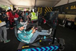 Antonio Felix da Costa, Andretti Formula E Team, Jose Maria Lopez, Dragon Racing