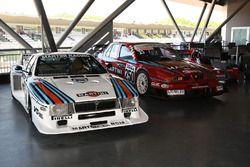 Alfa Romeo in esposizione