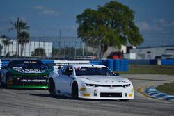 #20 TA2 Chevrolet Camaro, Brian Kubinski of CRP Racing