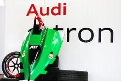 Daniel Abt, Audi Sport ABT Schaeffler, engine cover