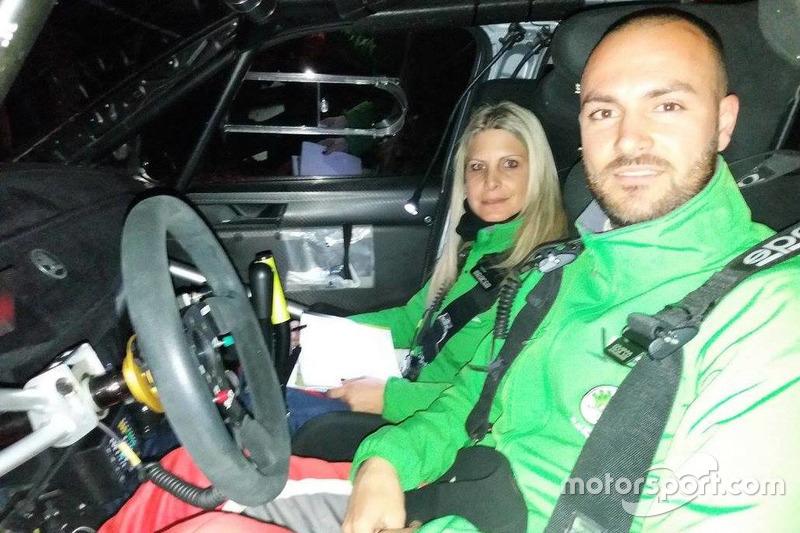 Andrea Crugnola, Moira Lucca, Metiorsport.it
